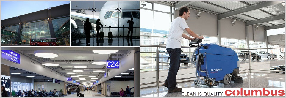 Airport Cleaning